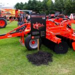 The CD2000 Series high-speed discs are the heaviest of two models introduced under the Kubota brand.