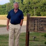 David Epp is a board member of the Ontario Processing Vegetable Growers who farms near Leamington.