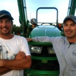 Jordan and Alex McKay of Port Perry, Ont. and families produce fruit, vegetables and meat for direct-to-consumer sales.