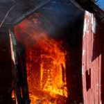 Most barn fires occur in winter, when electrical use is high.