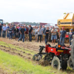Equipment demonstrations are popular, such as this one at last year's Canada's Outdoor Farm Show.