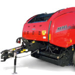 Case IH baler capable of silage, dry hay operation
