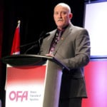 Currie wins fourth term as Ontario Federation of Agriculture president
