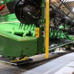 John Deere previews next-generation combine