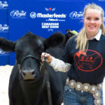 Royal Winter Fair draws first generation to cattle shows