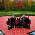 Wendy Hogarth, Murray Johnston and their four sons own and operate Muskoka Lakes farm and winery.