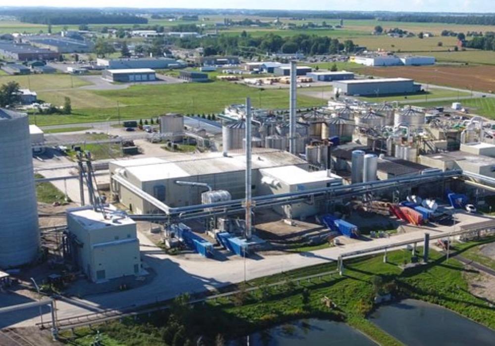 IGPC ethanol plant