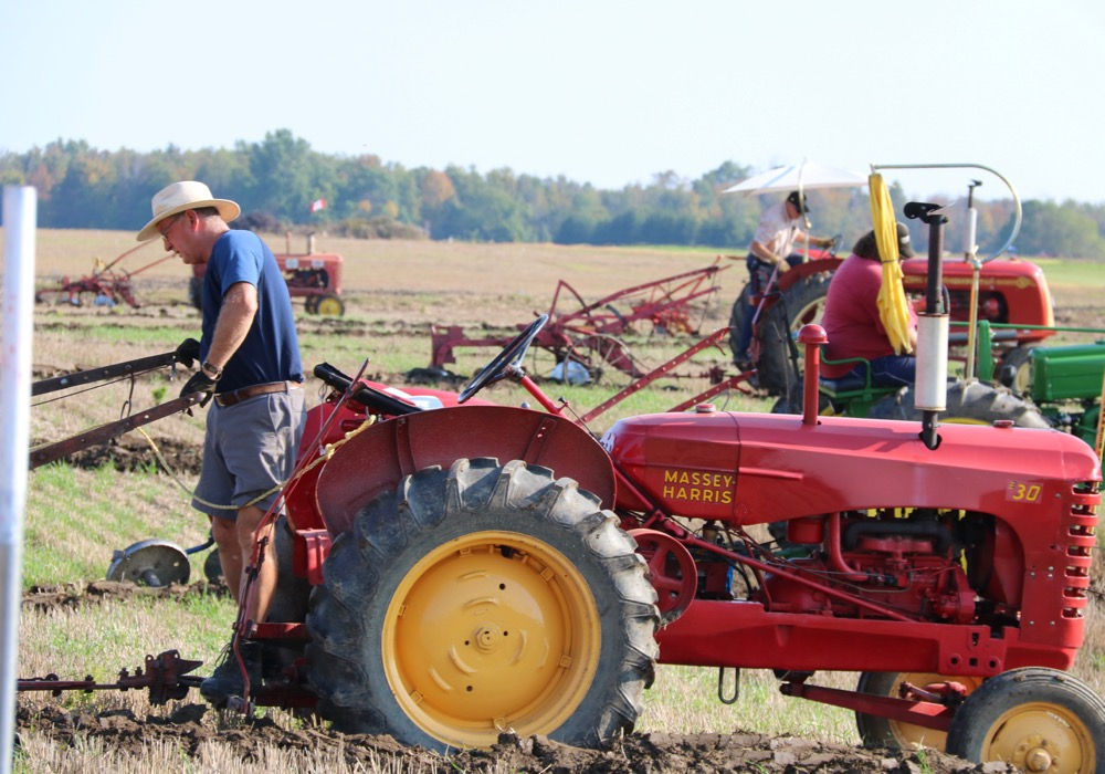 Ontario U2019s Plowing Match Latest Covid