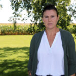 Ursula van den Heuvel O'Neil farms in Lambton County and has for years worked to obtain payment for farmers missed by the Ontario Cattle, Hog and Horticulture Payment program.