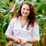Claire Cowan is chief executive officer of North American Plant Genetics, an Ontario company that sells corn seed to Ukrainian farmers.
