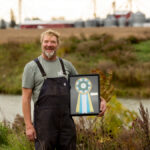 Award-winner values relationships in land preservation